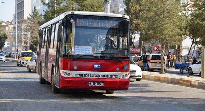 Diyarbakır D1 belediye otobüs saatleri