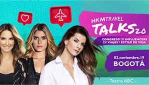 HKM TRAVEL TALKS 2.0 2019 | Teatro ABC Bogotá