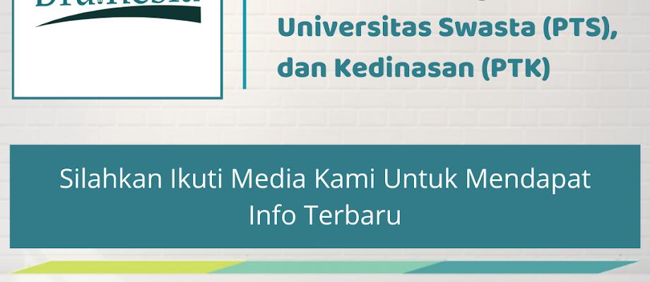 Perbedaan Kuliah Di Universitas Negeri (PTN), Universitas Swasta (PTS), dan Kedinasan (PTK)