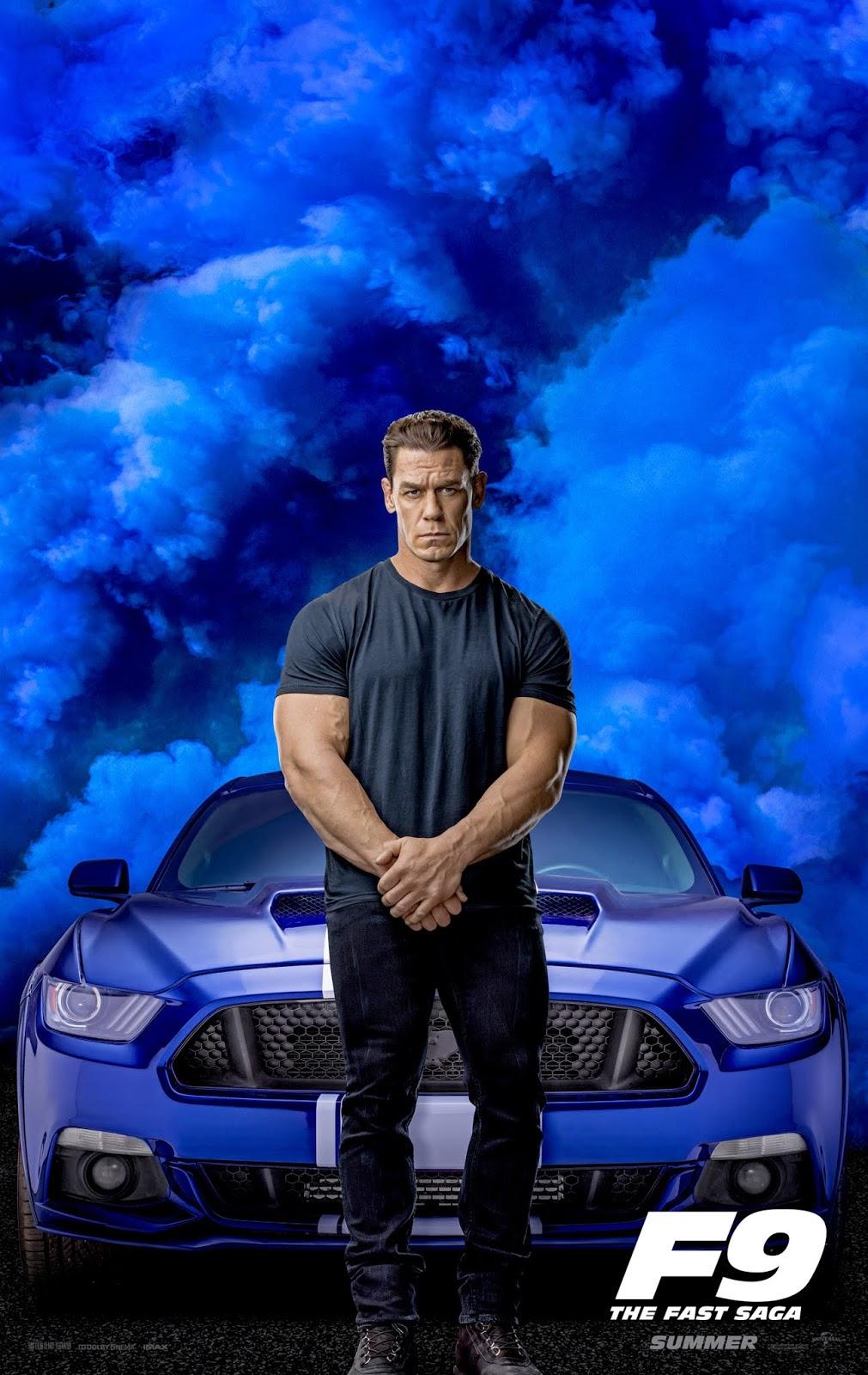 John Cena - Fast and Furious 9