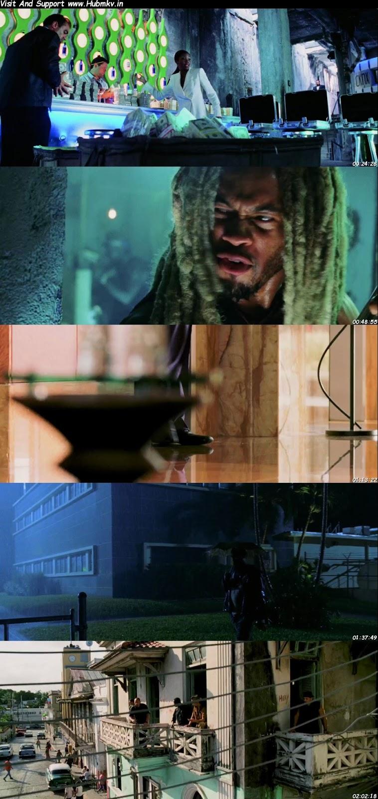 Bad Boys II 2003 Dual Audio Hindi 480p BluRay 400MB ESub Download