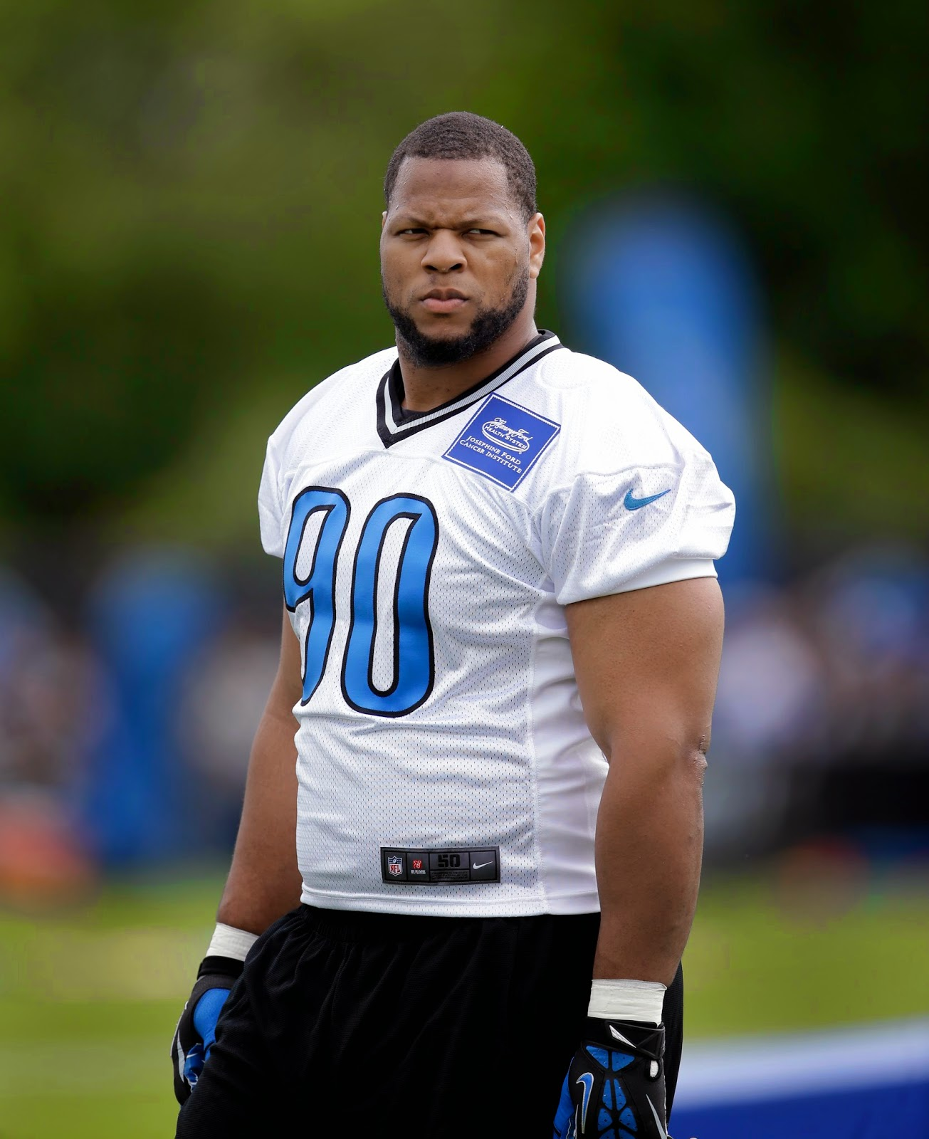 The Raiders Can And Should Sign Ndamukong Suh: The Oakland Press Blogs: Open Book: A Sports Blog: On