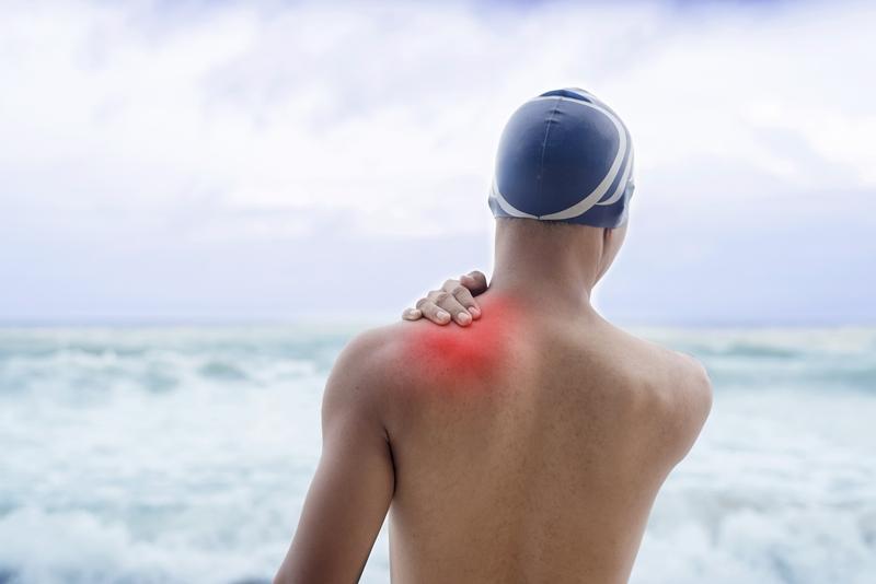 Yüzerken Yapılan Hatalar Omuz Ağrısına Neden Olabiliyor
