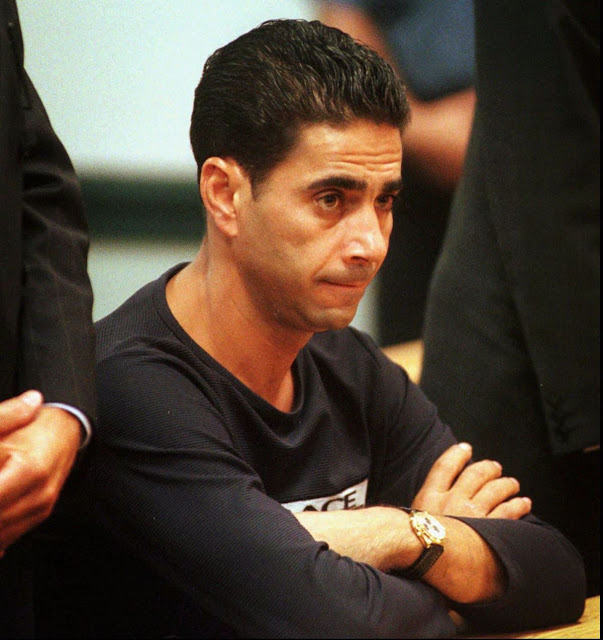 Joseph Skinny Joey Merlino in a court appearance