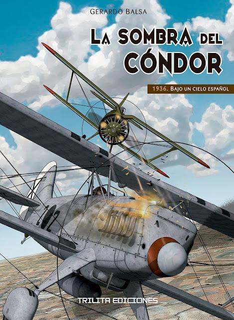 """""""La Sombra del Condor"""" de Gerardo Balsa."""