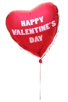 valentine day balloon image