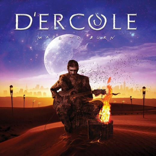 D'ERCOLE - Made To Burn (2018) full