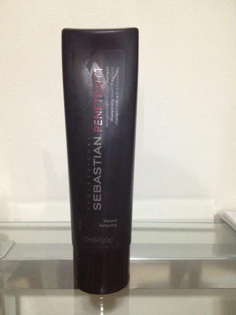 SHAMPOO SEBASTIAN PENETRAITT - U$ 14,99