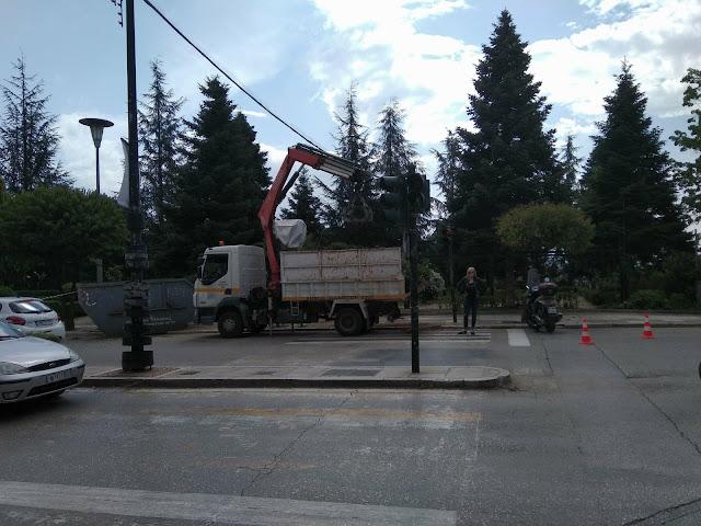 Γιάννενα: Επιχείρηση καθαρισμού των χώρων παρασίνου
