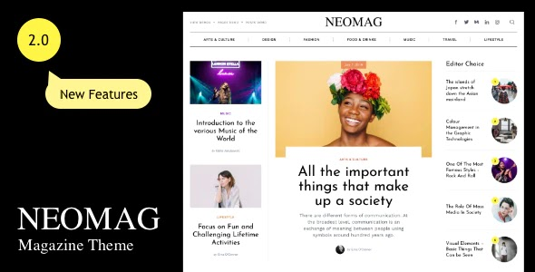 Best News and Magazine WordPress Theme