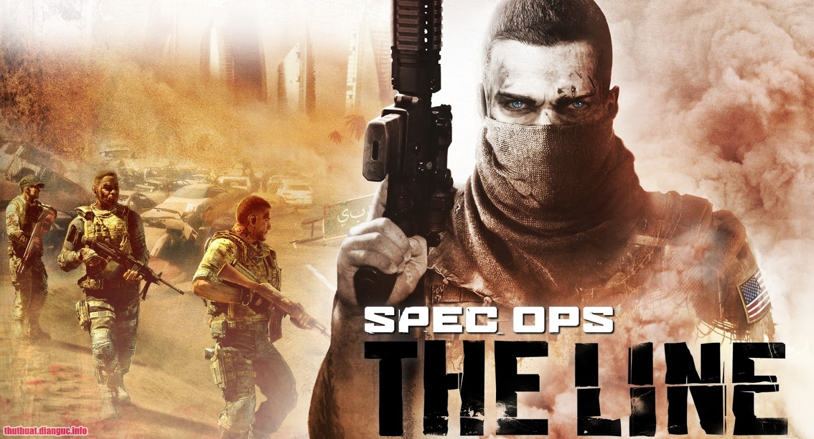 tie-mediumDownload Game Spec Ops The Line SKIDROW Fshare