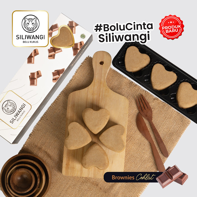 Bolu Cinta Brownies