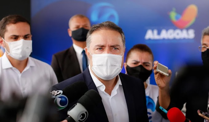 ANULAÇÃO DO CONCURSO DA PM/AL DEPENDERÁ DA JUSTIÇA, EXPLICA RENAN FILHO