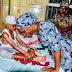 VP's wife, Dolapo Osinbanjo visits children of Lagos Itafaji building collapse