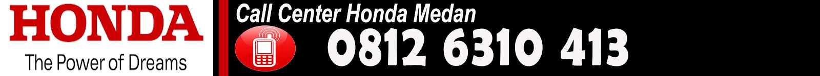 Dealer Mobil Honda Medan