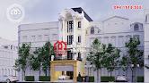 Bản vẽ thiết kế nhà phố mặt tiền 6m phong cách tân cổ điển - Mã số NP1335 - Ảnh 3