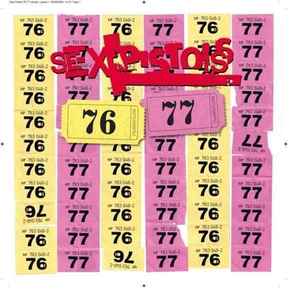 Los demos y out-takes del 'Never Mind The Bollocks' de los SexPistols serán lanzados el 24 de septiembre.