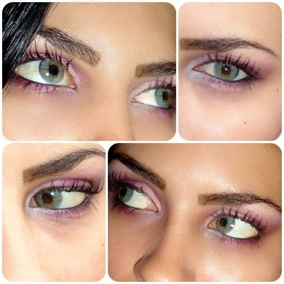Ela cobre perfeitamente a cor dos olhos, meus olhos são castanhos escuros e  ficaram com uma cor natural as lentes são bem confortáveis super recomendo. 0f9c2f9b77