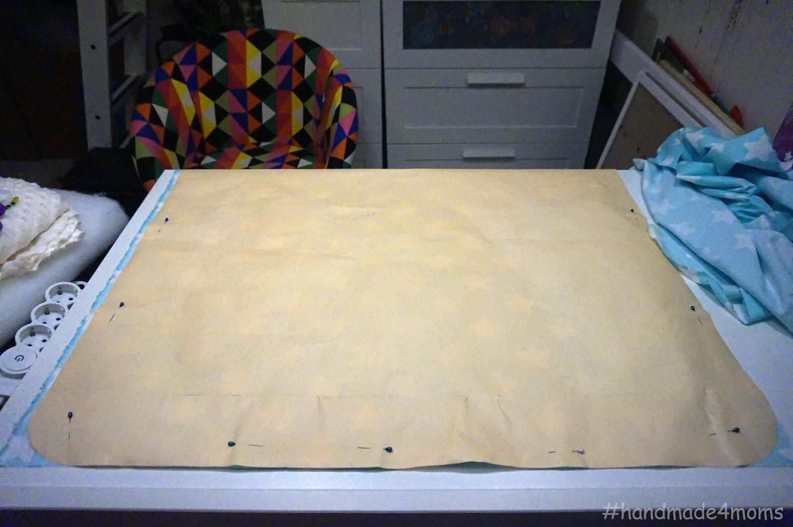 одеяло на выписку своими руками размеры и выкройка простая сколько синтепона