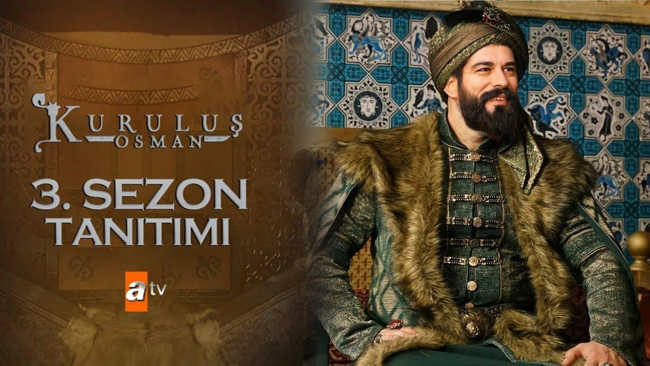 Kuruluş Osman 3. Sezon Tanıtımı