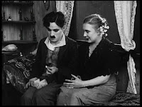 """Кадр из к/ф Чарли Чаплина """"Солнечная сторона"""" / Sunnyside (1919) - 15"""