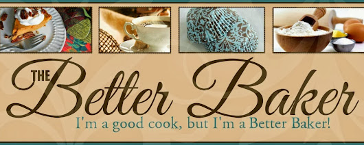 The Better Baker: Welcome to our #100 Weekend Potluck Party...and a Big Giveaway!!!
