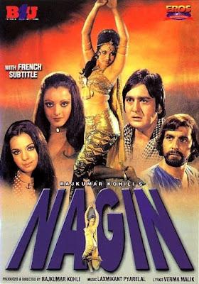 Nagin 1976 Hindi 2CD DVDRip 1.4GB