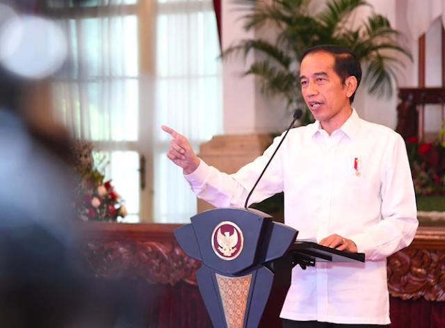 Sampaikan Dukacita, Jokowi Desak Penggunaan Kekerasan di Myanmar Dihentikan