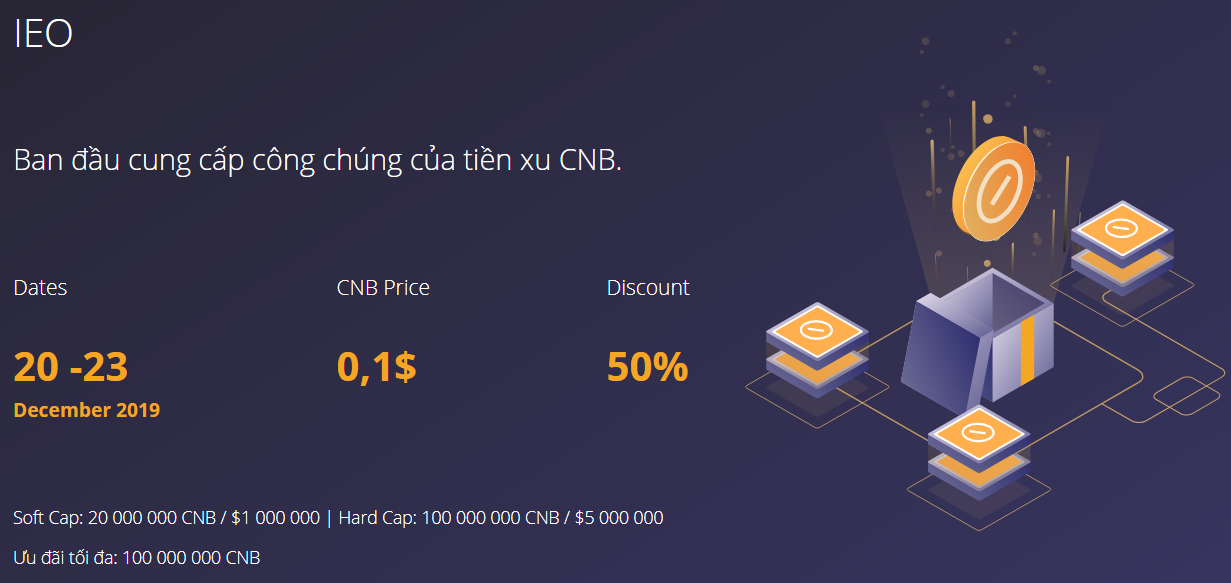 Chương trình giới thiệu thành viên nhận free CNB Token của sàn CoinsBit 5