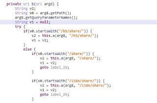 JavaScript code on how to hack TikTok