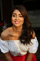 Shriya Saran looks super cute in off shoulder top and Red Skirt ~  Exclusive Celebrities Galleries 028.JPG