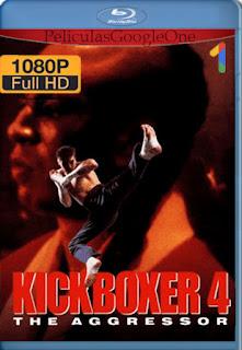 Kickboxer 4: The Aggressor(El agresor) (1994) [1080p BRrip] [Latino-Inglés] [LaPipiotaHD]
