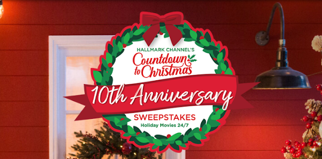 Help Hallmark Channel celebrate by decorating one of their fancy rooms for a chance to professionally decorate one of yours and get a $2000 Shopping Spree!