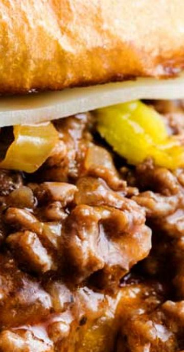Mississippi Roast Sloppy Joe Recipe