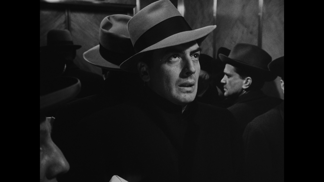film noir board from the early moments the narrative is structured over a liberal ideological foundation d angelo recognizes the worth of bianco whose love for his
