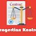 Semua Tentang Kontrak: Pengertian Kontrak, Keterlambatan, Denda dan Pemutusan Kontrak