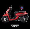 Varian Warna Motor Honda Genio