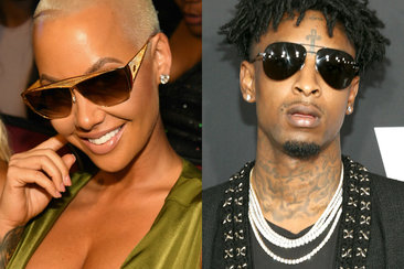Amber Rose And 21 Savage Dating?