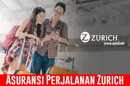 Nikmati Perjalanan Lebih Tenang dengan Asuransi Perjalanan Zurich.co.id