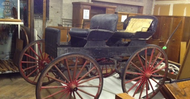 City Liquidators See Our Horse And Buggy A Post On The