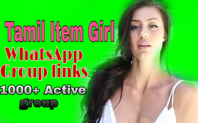 Tamil item Whatsapp Group Link 2020- 1100+ Group Link