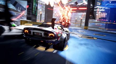 Le Test Destruction AllStars sur PS5