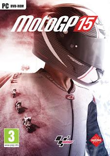 MOTOGP 2015 PC Cover