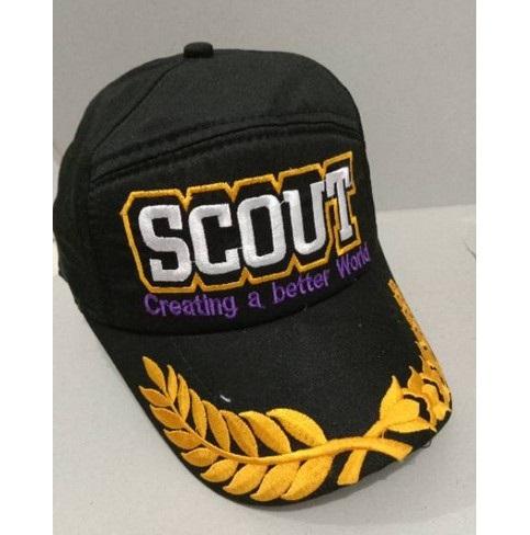 Topi Pramuka Scout Be Better