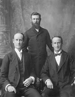 J. Golden Kimball, Ben E. Rich, Elias S. Kimball