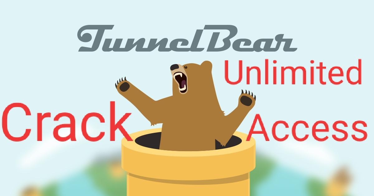 Lifetime Free TunnelBear VPN | VPN Unlimited