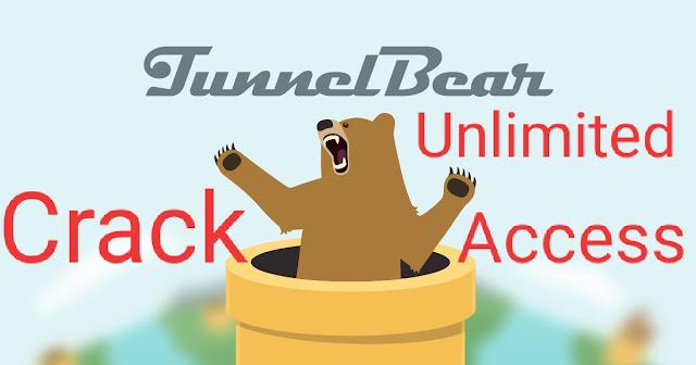 Crack TunnelBear VPN