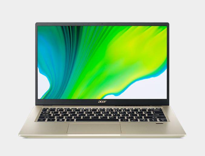 Harga dan Spesifikasi Acer Swift 3X SF314-510G 55DE Bertenaga Intel Core i5-1135G7