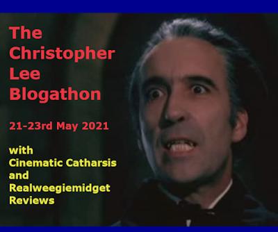 The Christopher Lee Blogathon - Dracula