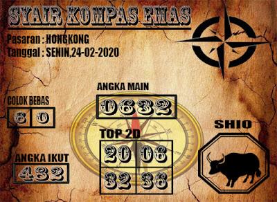 SYAIR HONGKONG 24-02-2020